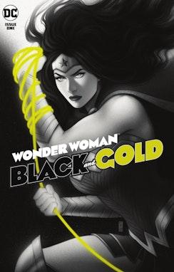 Wonder Woman Black & Gold #1