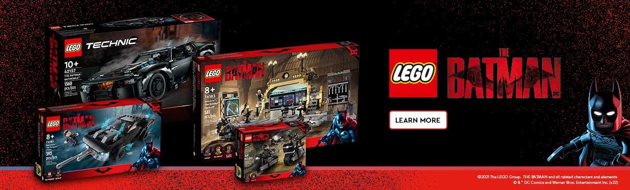 Lego Batman - null