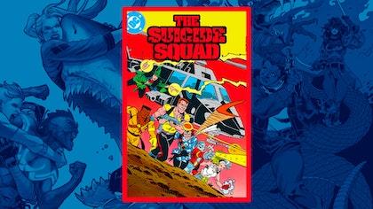 The Suicide Squad Comic Cover Creator