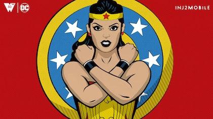 Injustice 2 Mobile Reveals Classic Wonder Woman