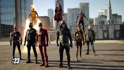 DC's Legends of Tomorrow 100