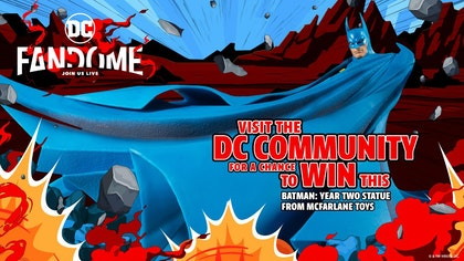Enter to win a Batman: Year Two Figure From McFarlane Toys