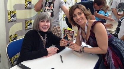 Con Memories: Meeting Anne Rice by Kami Garcia