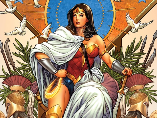 Wonder Woman: Year One