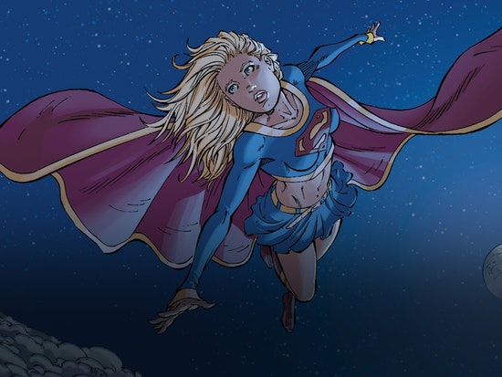 Supergirl: The Girl of Steel