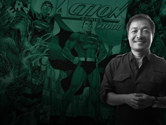 Talent Spotlight: Jim Lee