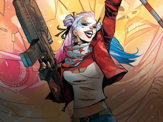 Suicide Squad: Earthlings on Fire
