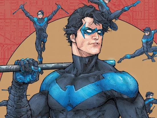 Get to Know! Dick Grayson