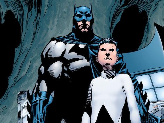 Batman: Batman & Son