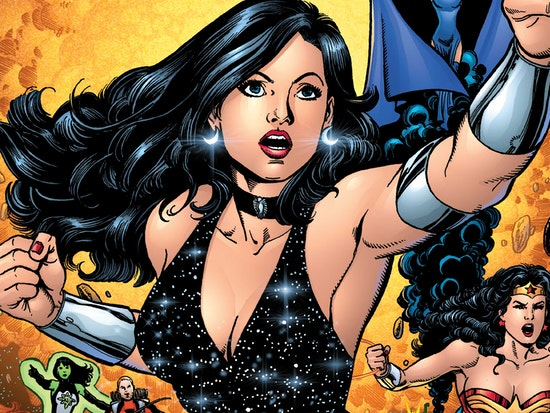 Get to Know! Donna Troy