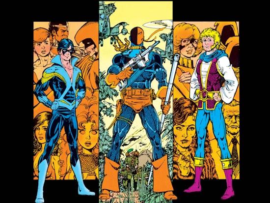 New Teen Titans: The Judas Contract
