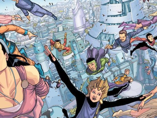 Superman: The New Krypton Saga