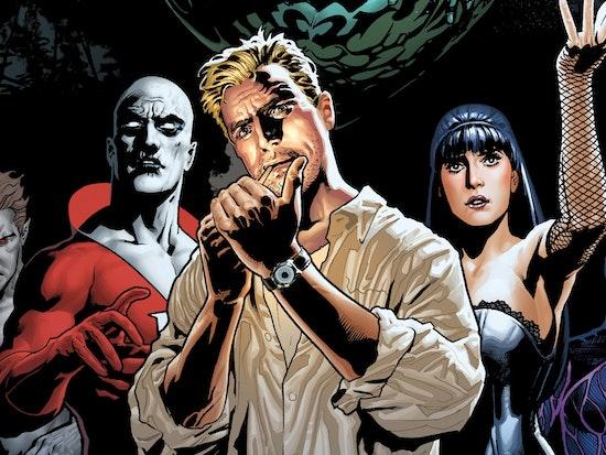 Get to Know! Justice League Dark