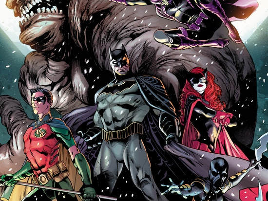 Detective Comics: The Rise and Fall of the Batmen