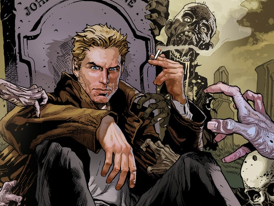Get to Know! John Constantine