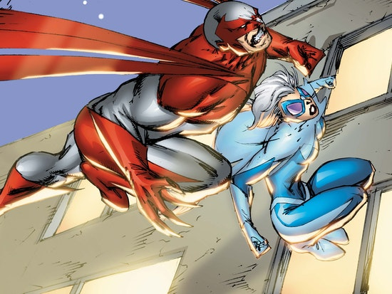 Get to Know! Hawk & Dove