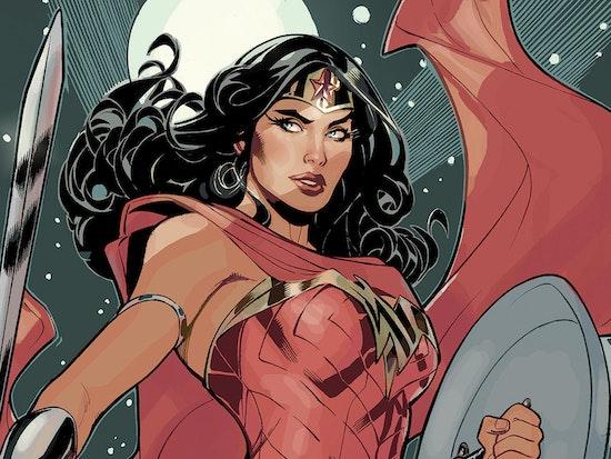 Wonder Woman: Love is a Battlefield