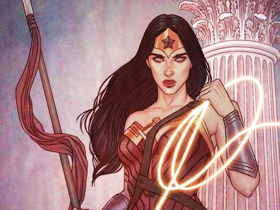 Wonder Woman: Heart of the Amazon