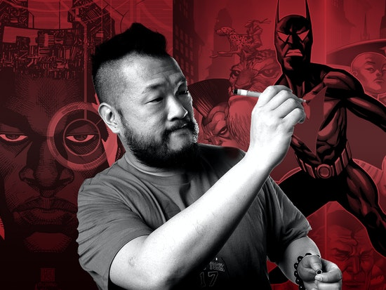 Talent Spotlight: Bernard Chang