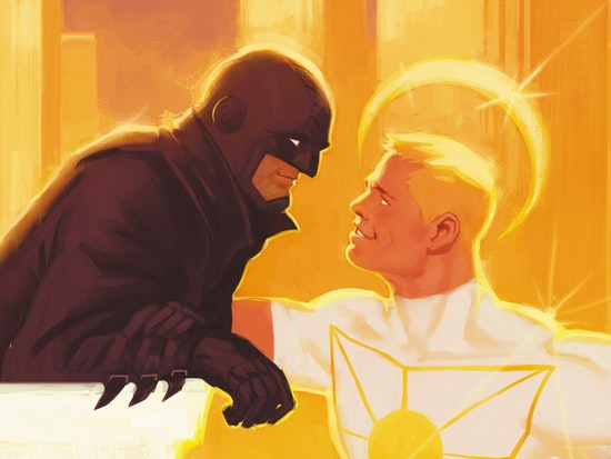 Get to Know!: Midnighter and Apollo