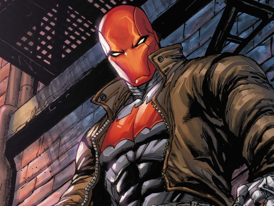 Get to Know! Red Hood