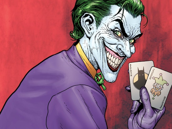Get to Know! The Joker