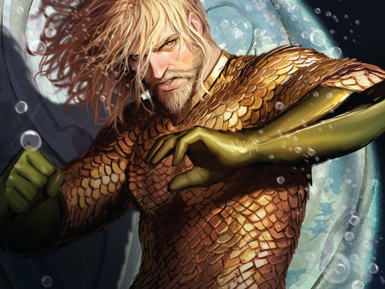 Get to Know! Aquaman