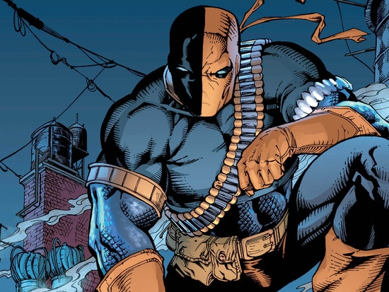 Get to Know! Deathstroke