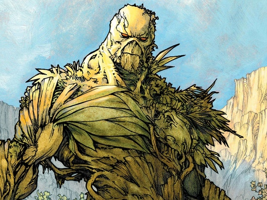 Get to Know! Swamp Thing