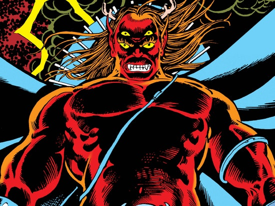 New Teen Titans: Terror of Trigon