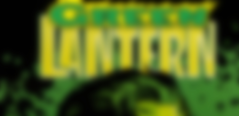 Green Lantern (1990-2004)