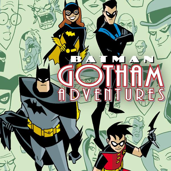 read batman gotham adventures comics online dc universe. Black Bedroom Furniture Sets. Home Design Ideas