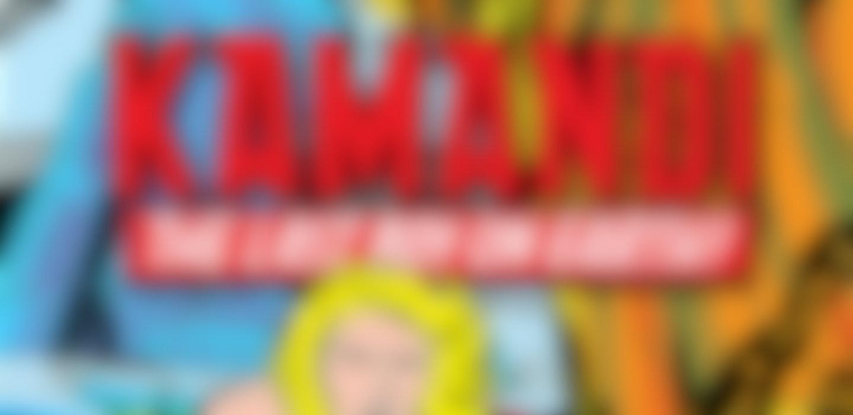 Kamandi: The Last Boy on Earth