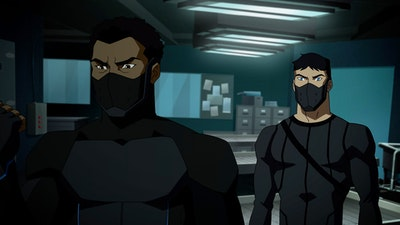 Watch Young Justice Outsiders Season 3 On Dc Universe