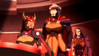 Watch Young Justice : Outsiders Season 3 on DC Universe