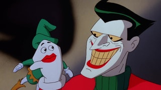 christmas with the joker - Batman The Animated Series Christmas With The Joker