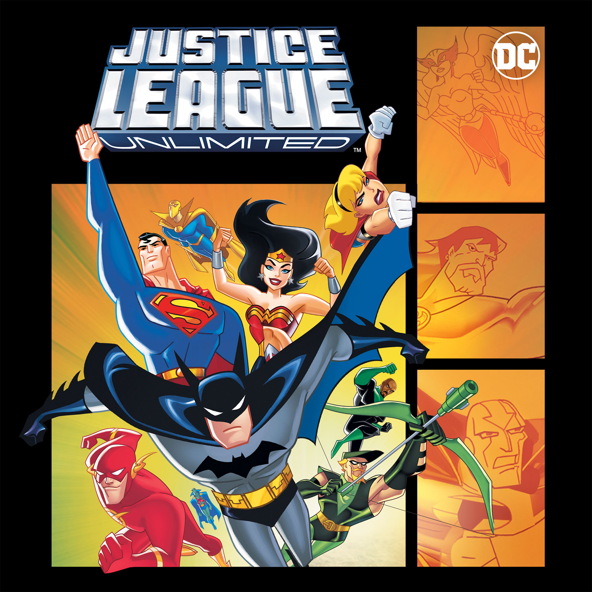 Watch Justice League Unlimited Season 1 on DC Universe