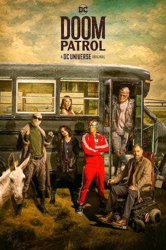 Watch Doom Patrol Season 1 On Dc Universe