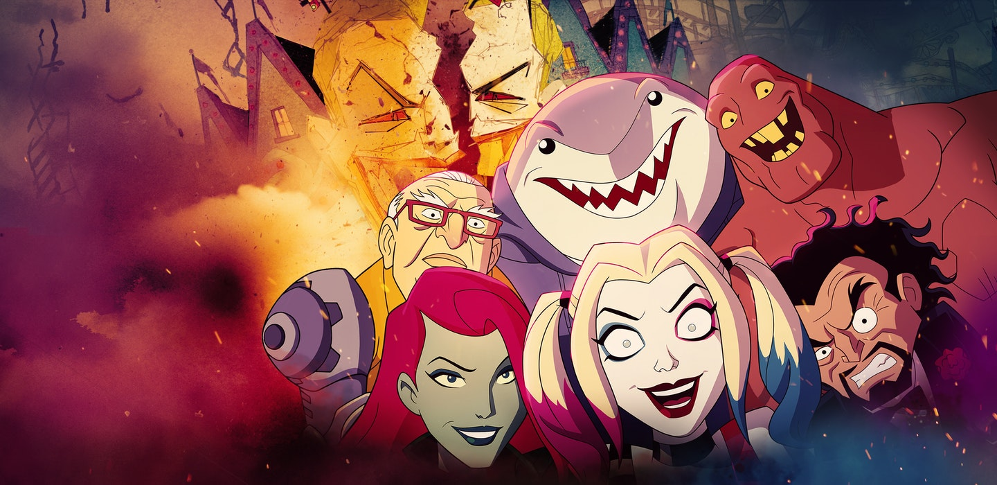 Watch Harley Quinn Season 1 on DC Universe