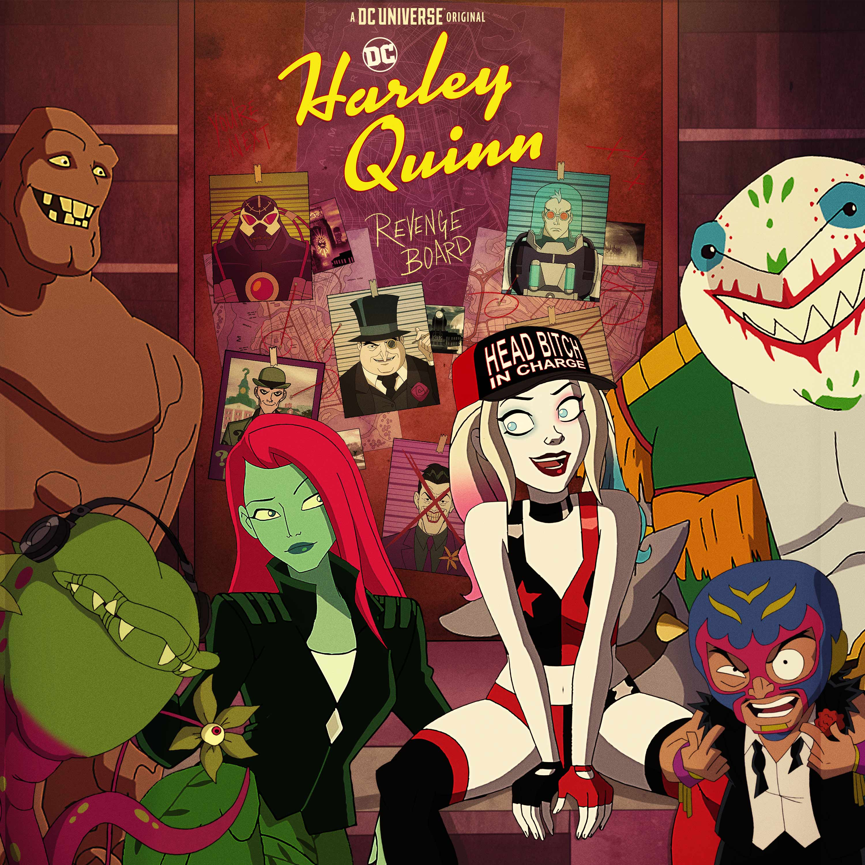 Watch Harley Quinn Season 2 on DC Universe