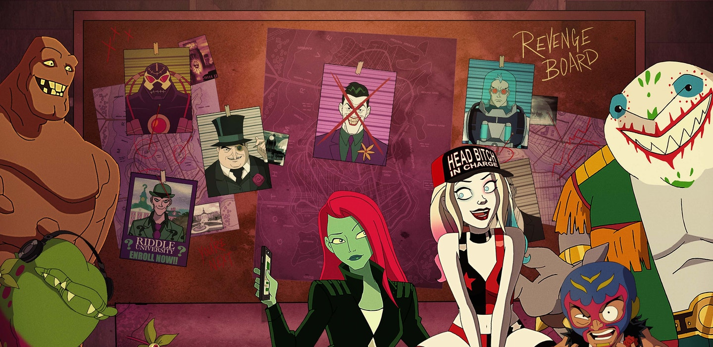 Harley Quinn Season 2 Promo Image
