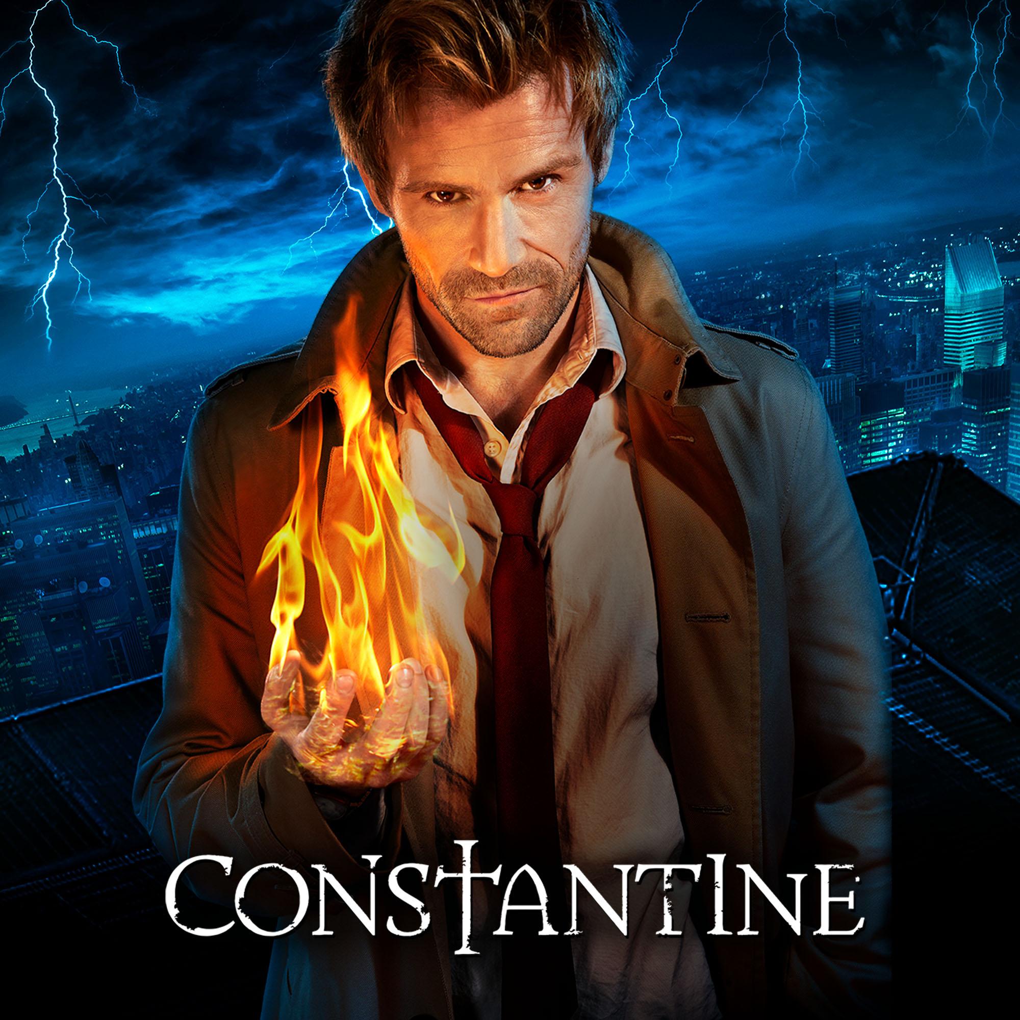 Watch Constantine Season 1 on DC Universe