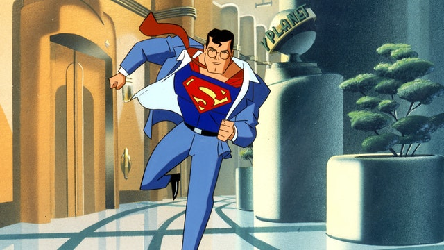 watch superman the animated series season 1 on dc universe