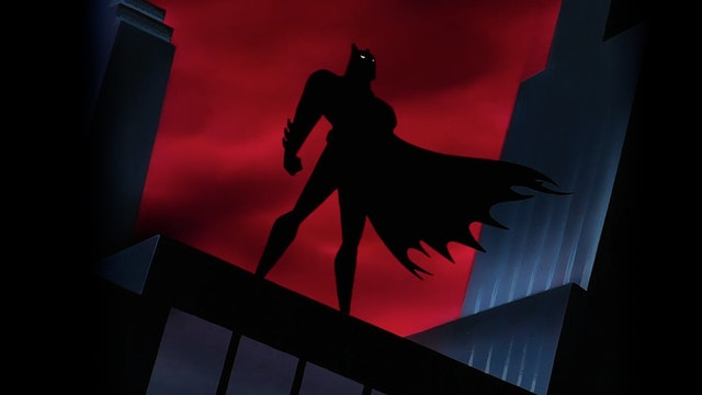 watch batman the animated series remastered in hd season 1 on dc