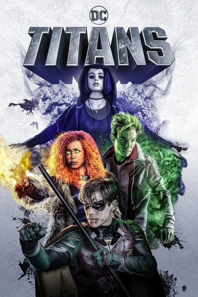 Watch Titans Season 1 on DC Universe