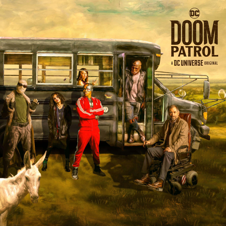Watch Doom Patrol : Doom Patrol Patrol - Doom Patrol - s1e6 on DC