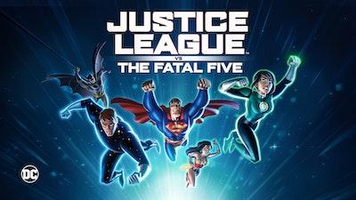 justice league vs legion of doom streaming vf