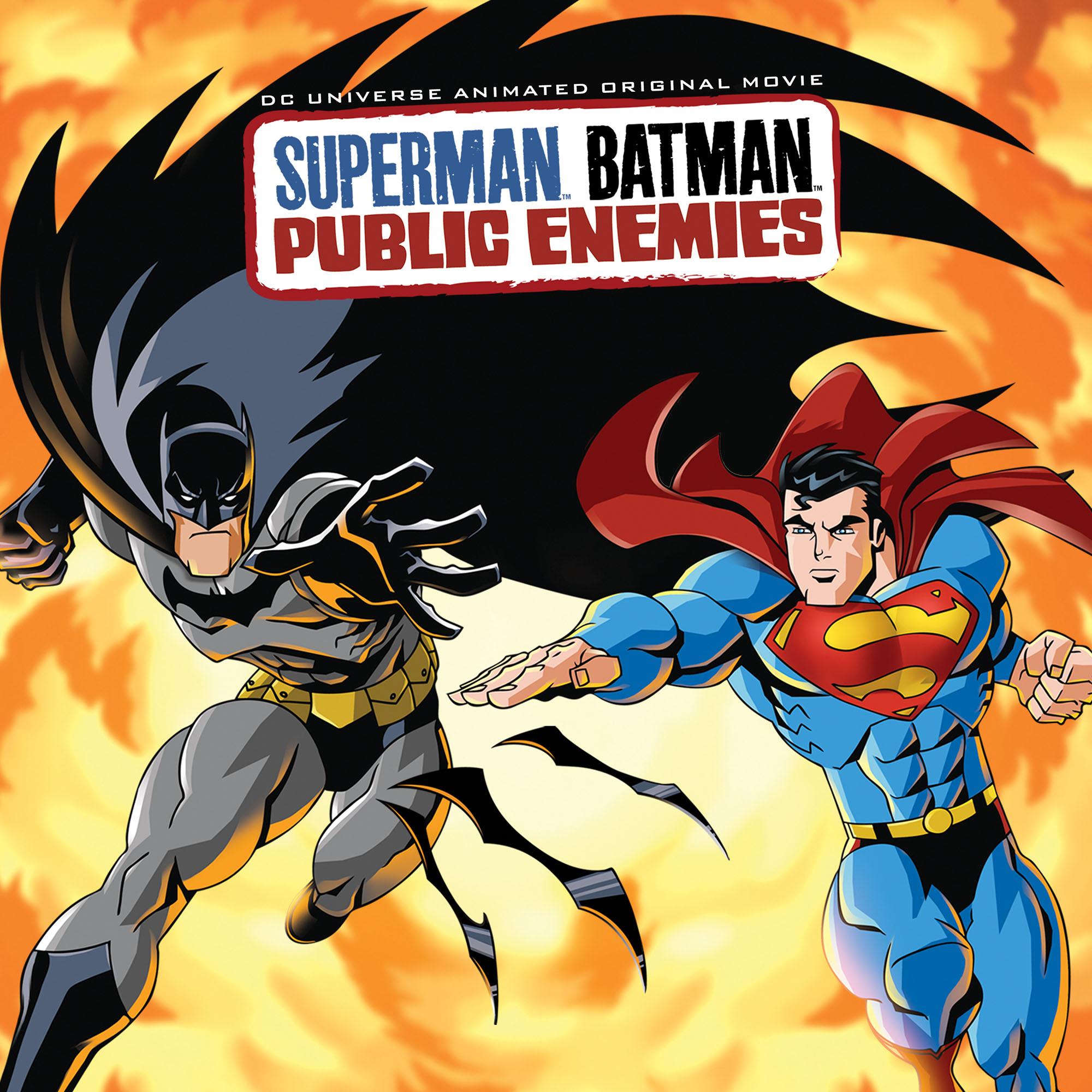 Superman/Batman Public Enemies Stream Deutsch
