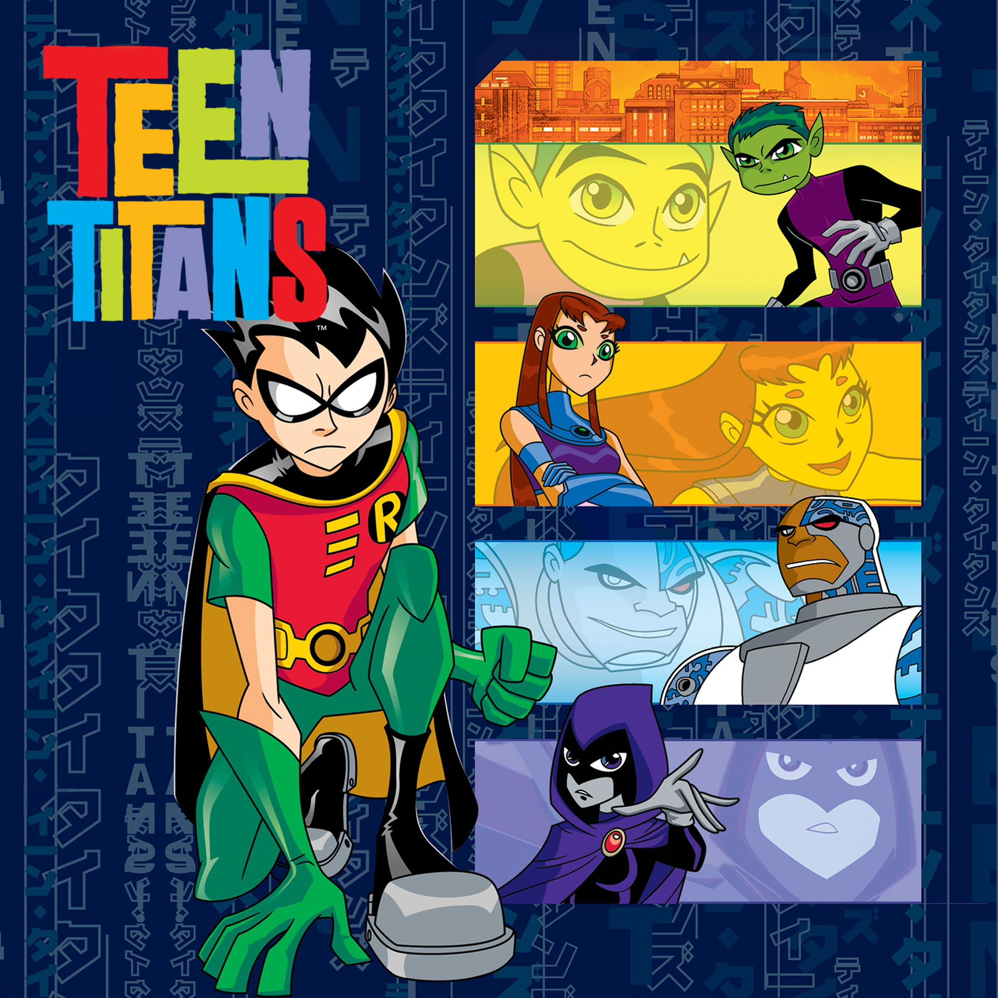 Watch Teen Titans  Fractured - Teen Titans - S2E11 On Dc -6913