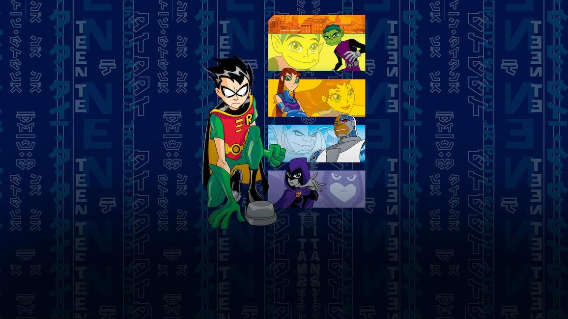 Watch Teen Titans Season 1 on DC Universe